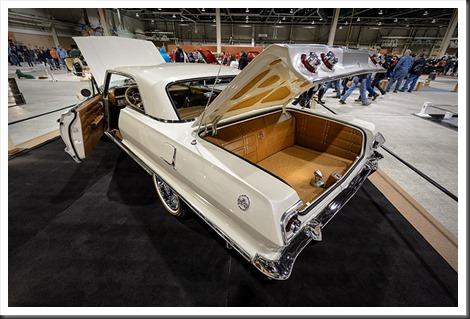 Mike Garner's 1963 Chevrolet Impala at Motorama