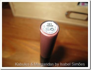 Batom Double Touch #101 Natural Rose da KIKO