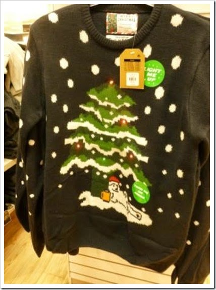 Primark Light Up Christmas Tree Jumper