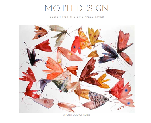 moth design