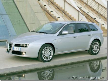 Alfa Romeo 159 Sportwagon 16