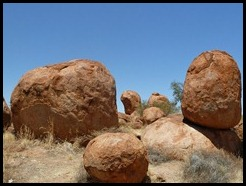 Australia, Wauchope, Devils Marbles, 11 October 2012 (1)