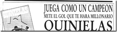 quinielas