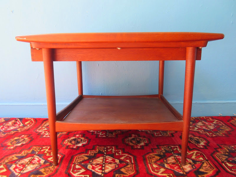 Danish Modern Side Table 2