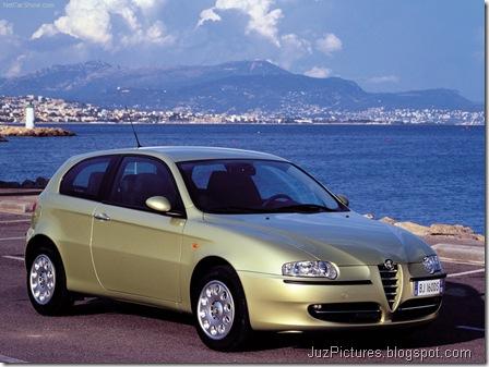 Alfa Romeo 147 (2000)4