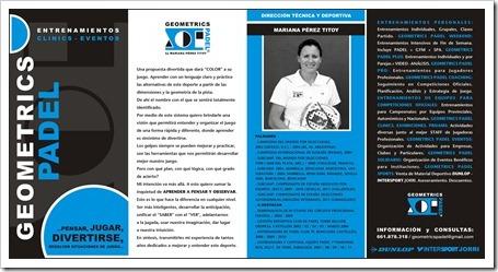 """Entrenamiento y Recuperación: """"entrenar es importante, recuperarse es esencial"""" por Mariana Pérez Titoy."""