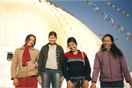 My Nepali wives