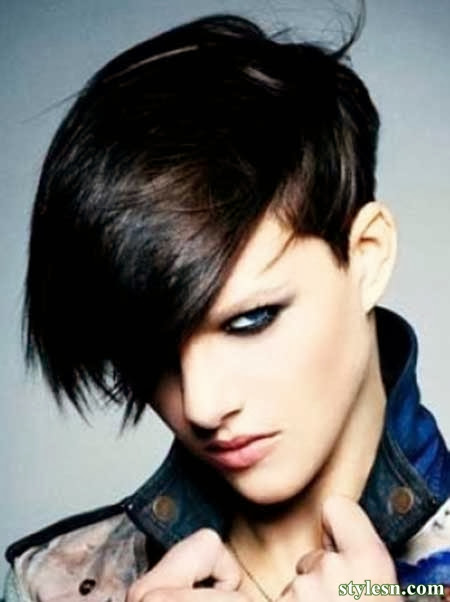 img615d3c5d2769042e6654d603905cd502 short hairstyles of Summer 2014