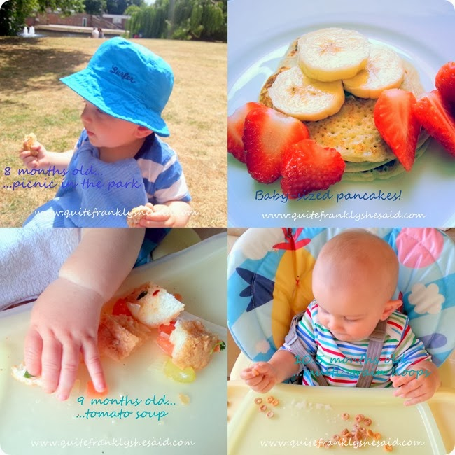 baby led weaning 2