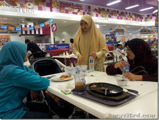 food court tesco sungai petani 2