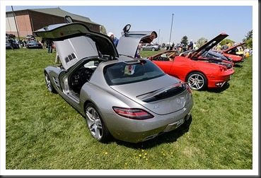 Don Danagher's 2011 Mercedes SLS