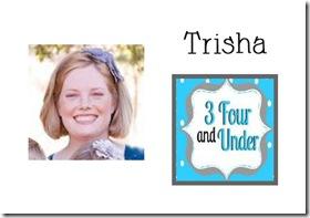 Trisha - 3 Four and Under