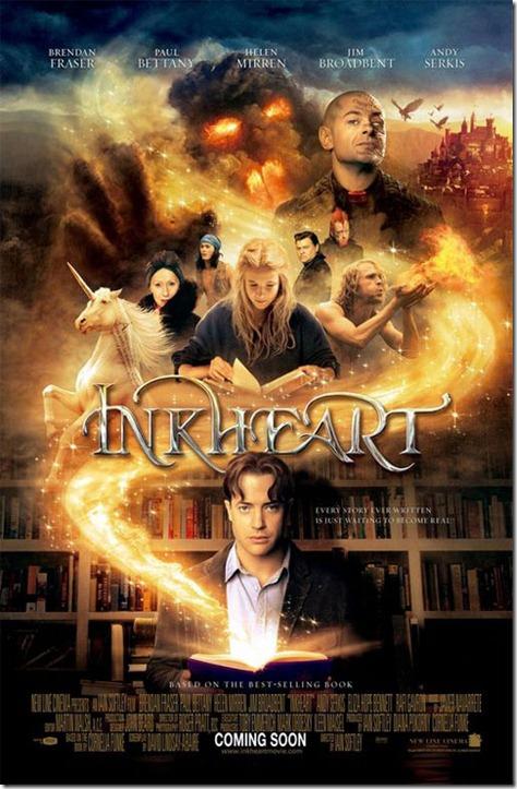 Inkheart เปิดตำนานอิงค์ฮาร์ท มหัศจรรย์ทะลุโลก [HD Master]