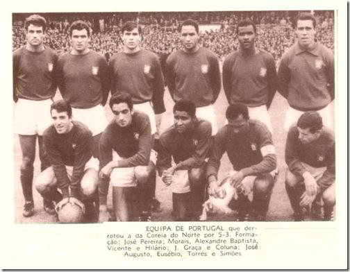 portugal futebol magriços