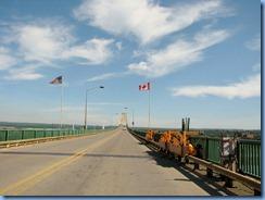 5302 border U.S. and Canada - International Bridge