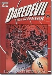 P00025 - Daredevil - Coleccionable #25 (de 25)