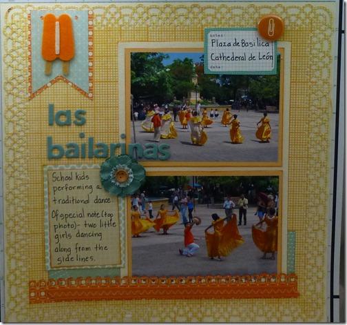 Marlenelas bailarinas