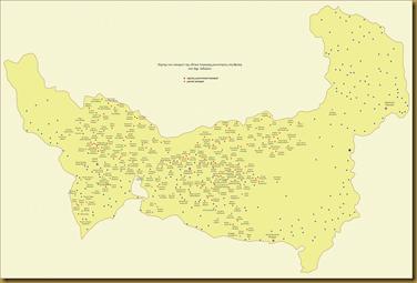 Χάρτης για όλα τα χωριά της περιοχής (βλ. και http://lithoksou.net/turkimap.html