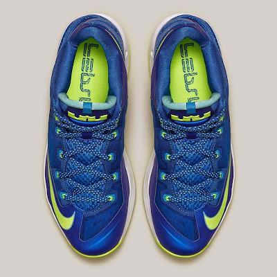 nike lebron 11 low gr sprite hyper cobalt 1 01 Release Reminder: Nike Max LeBron XI Low Sprite
