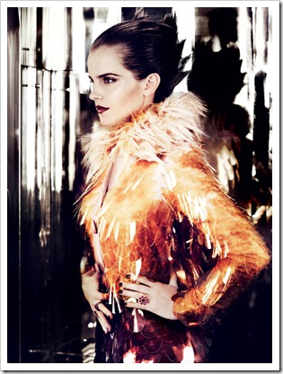 Vogue US July 11 Emma Watson 3