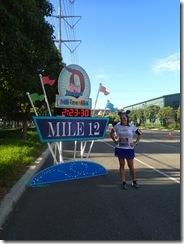 Disneyland Half Marathon Mile 12