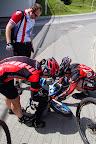 ...przynajmniej do czasu aż rower odmówił posłuszeństwa