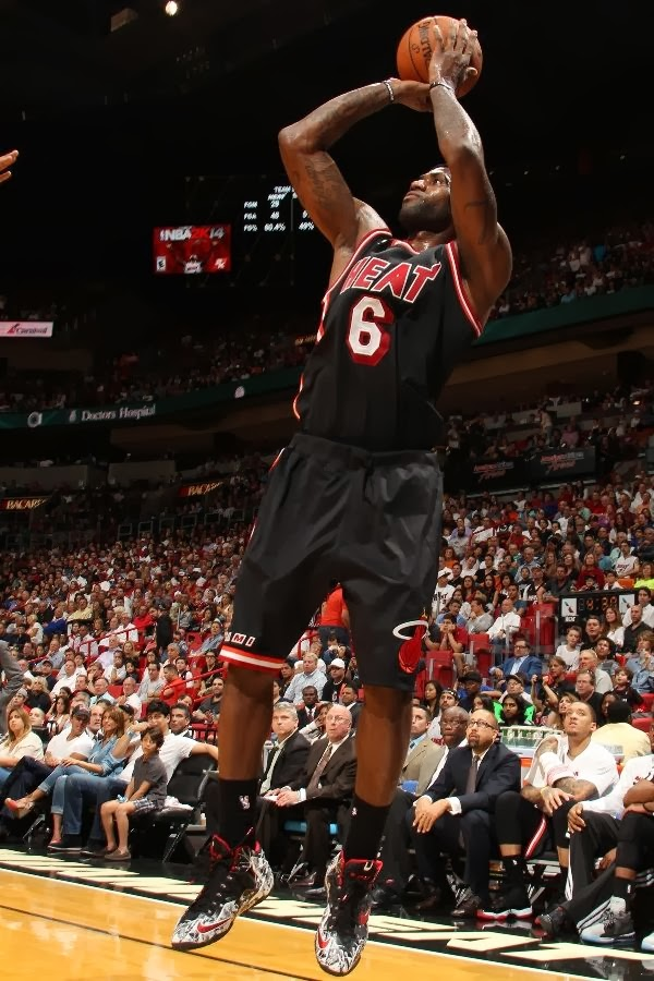 James Goes Back to LeBron 11 to Debut Newly Released Graffiti Edition   NIKE LEBRON - LeBron ...