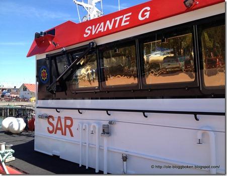 Rescue Svante G 1