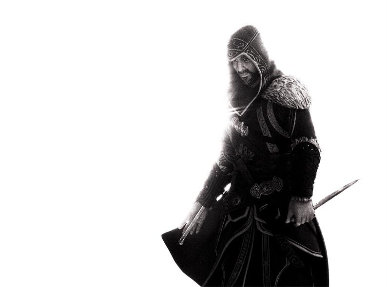 Ezio Auditore da Firenze is cool