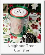 neighbor treat containers