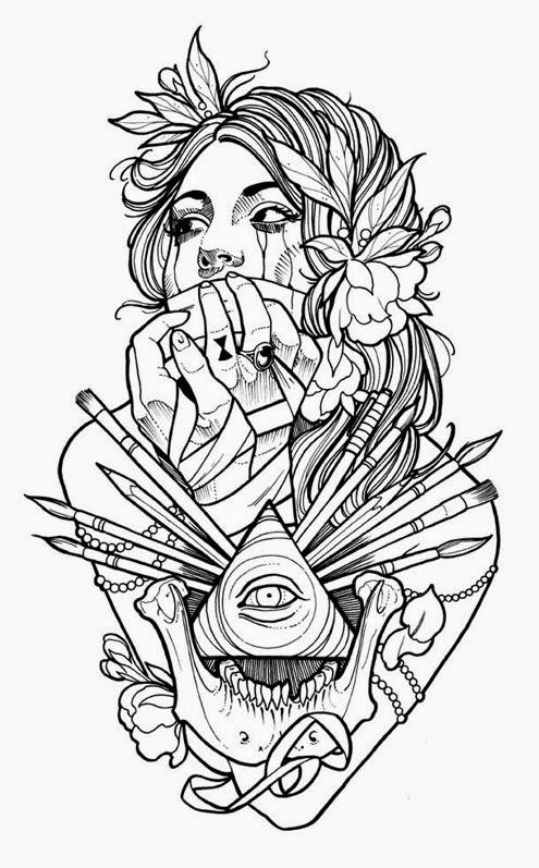 Tatuaggi e disegni luglio 2014 for Aggie coloring pages
