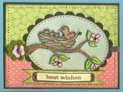 Best Wishes Bird