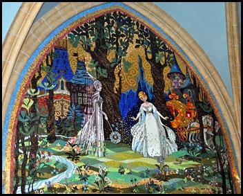 24b - Cinderella Castle Mural