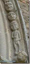 Esculturas - San Miguel de Olcoz