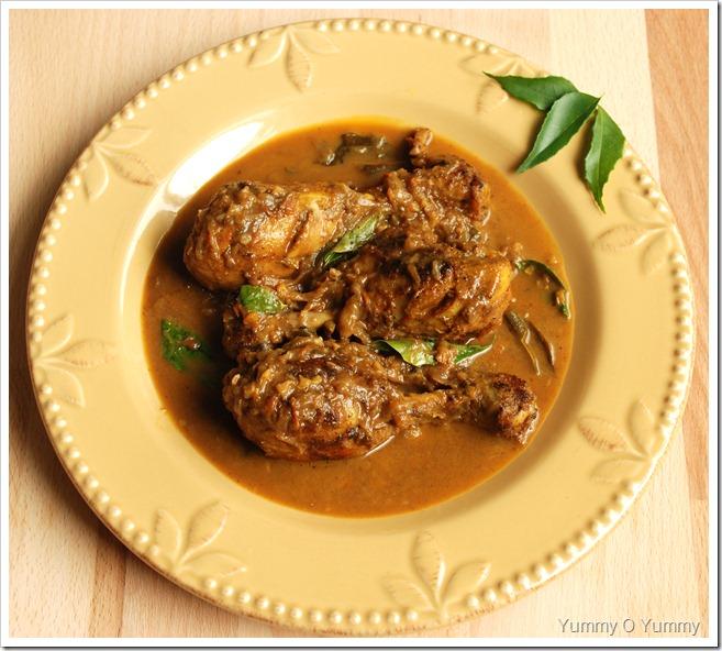 Chicken Drumstick Curry