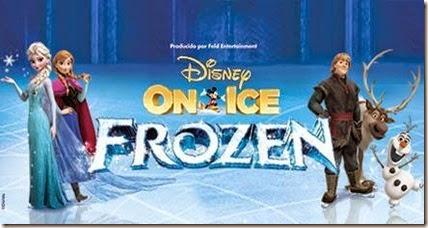 venta de boletos Disney on Ice Frozen en mexico primera fila no agotados