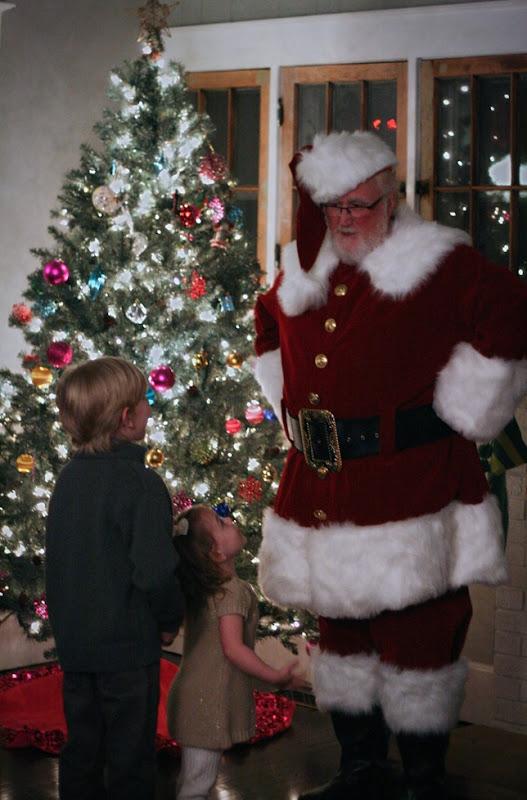 Toledo Ohio Santa