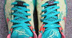 nike lebron 9 low pe lebronold palmer 4 01 Nike LeBron 9 Low LeBronold Palmer Alternate   Inverted Sample