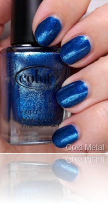 Color Club Cold Metal