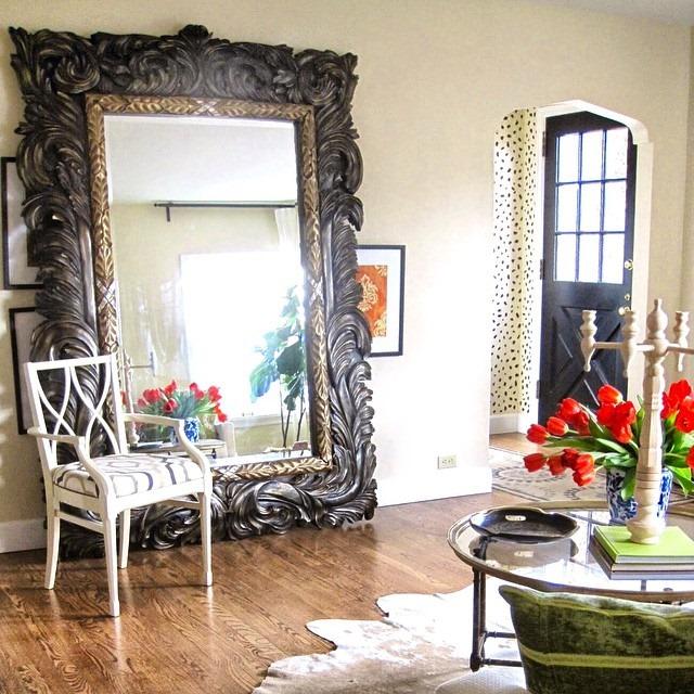 thriftscorethursday pamsimpledetails mirror