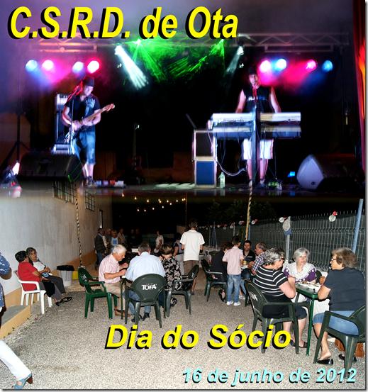 CSRDO - Dia do Sócio - 16.6.12