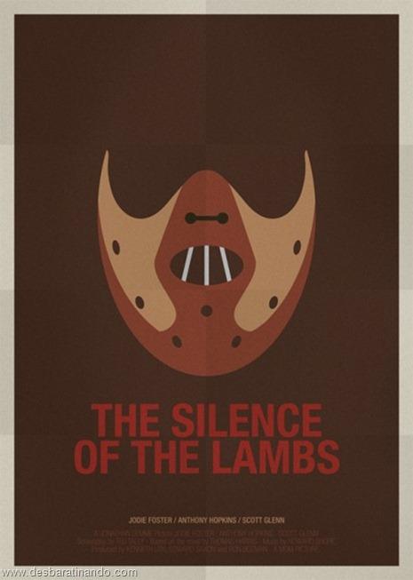 mascaras famosas minimalista cartazes desbaratinando  (4)