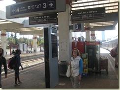 Arriving Tel Aviv (Small)