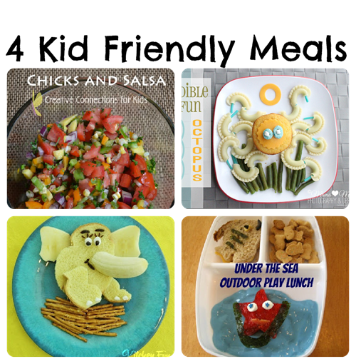 Kid friendly foods, Bento boxes