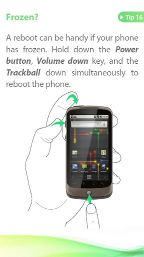 【免費生產應用App】Nexus One Secrets - Lite-APP點子