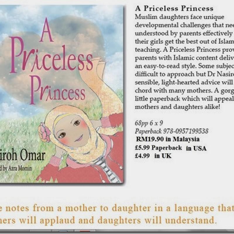 """Nak Beli Buku """"A Priceless Princess?"""""""