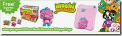 free superfan pack moshi monsters 28-11-2013