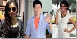 Kim Jin Sung idam bercinta dengan Ezzaty Abdullah dan Hanez Suraya