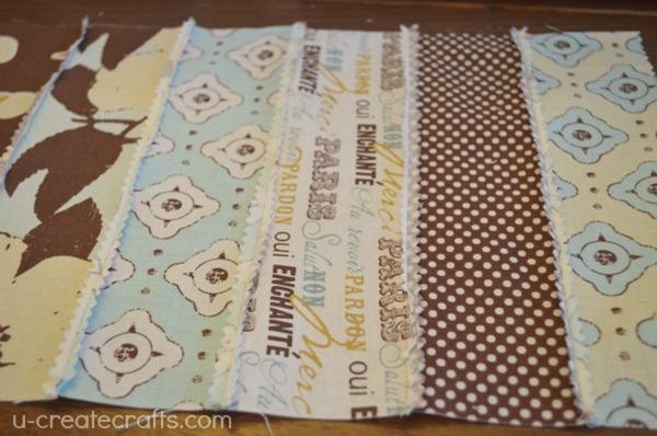 Rolie Polie Raggedy Skirt Tutorial 5