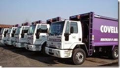 El jueves la recolección de residuos se realizará con un sistema municipal de emergencia